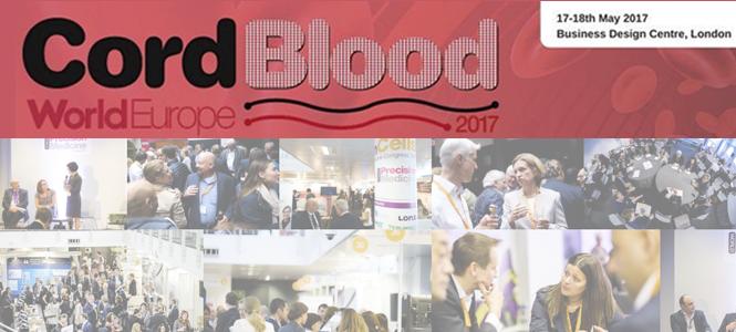 Nuestro grupo Vita 34 participa en el Congreso Mundial de Sangre de Cordón 2017